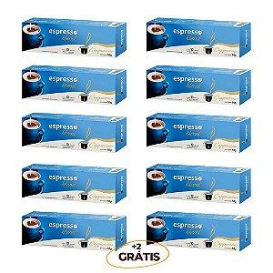 Kit Promocional 100 cápsulas de Cappuccino + 20 grátis