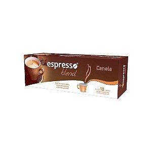 Cápsulas de café aroma Canela com 10 unidades