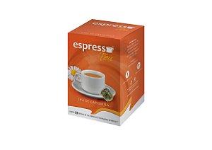 Cápsulas de Chá compatível Nespresso c/10 cápsulas sabor Camomila