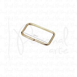 Passador 30mm - Dourado