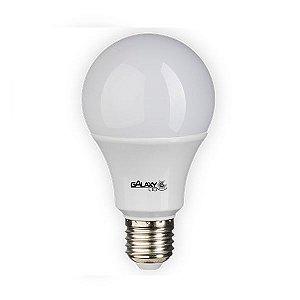 Lâmpada Bulbo LED 15W A60 Amarela Bivolt - GalaxyLed