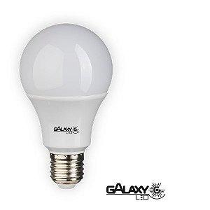 Lampada Bulbo LED 5W A60 Branca Bivolt - GalaxyLed