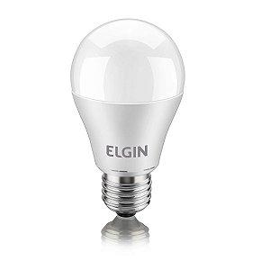 Lampada Bulbo Power LED 9W A60 Branca Bivolt - Elgin