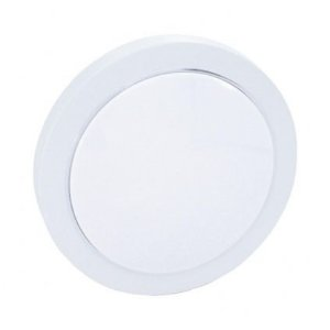 Luminária TD 19 Sobrepor Branco  - Taschibra