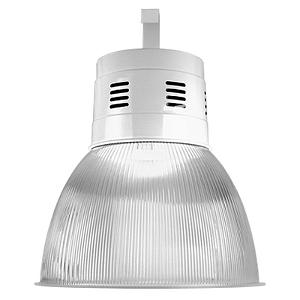 Luminária Prismática 16 Pol Alojamento Balde E-27 - Claron