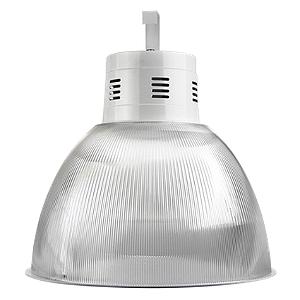 Luminária Prismática 22 Pol Alojamento Balde E-40 - Claron