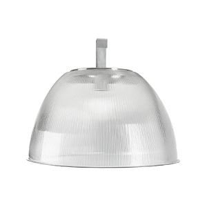 Luminária Prismática 16 Pol Prato e Gancho E-40 - Claron