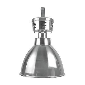 Luminária Industrial 16 Pol  Difusor em Alumínio Alojamento Taça E-40 - Claron