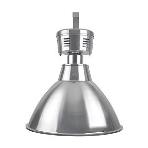 Luminária Industrial 20 Pol  Difusor em Alumínio Alojamento Taça E-40 - Claron