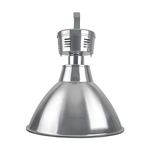 Luminária Industrial 20 Pol  Difusor em Alumínio Alojamento Taça E-27 - Claron