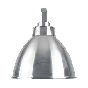 Luminária Industrial 16 Pol  Difusor em Alumínio Soqueteira E-27 - Claron