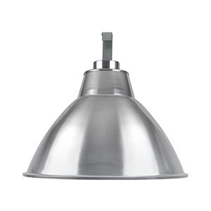 Luminária Industrial 20 Pol  Difusor em Alumínio Soqueteira E-27 - Claron