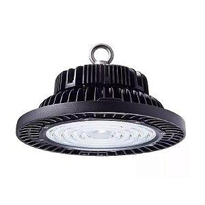 Luminária Industrial Led UFO 100W - 5 Anos de Garantia