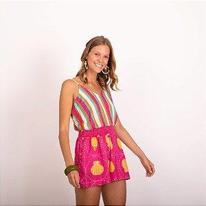 REF:. 7398  Macaquinho Trindade Pink