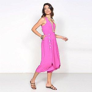 REF:. 7220 Macacão Pantacourt Pink