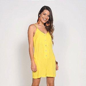 REF:. 7299 Macaquinho Amplo Amarelo