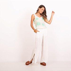 REF:. 7323  Calça Pantalona Off