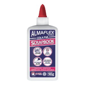 Cola para Scrapbook  90g - Almaflex