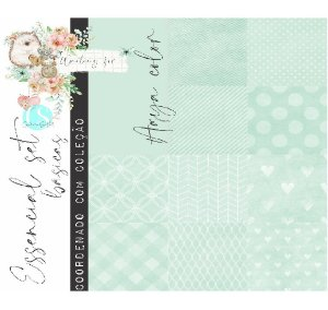 Kit Essencial Set Aqua Color (Carina Sartor)