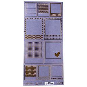"Transparência 6""X 12""- Polaroid ( ScrapGoodies)"
