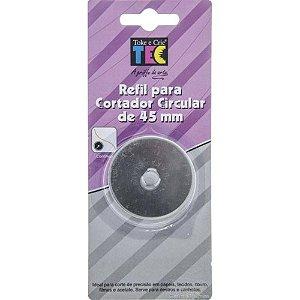 Refil para cortador circular de 45mm Toke e Crie.