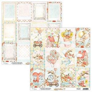 Kit de papéis - coleção Kiddie ( Mintay)