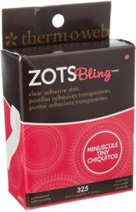 Zots Bling ( Glue Dots) -Pequeno