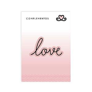 Complemento AC | Título LOVE