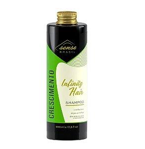 Shampoo Infinity Hair Sense Crescimento E Fortalecimento