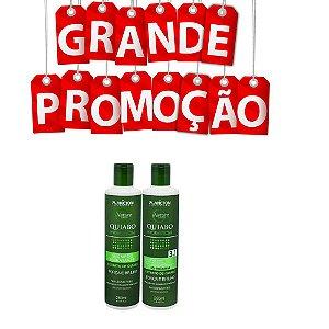 Kit Quiabo Plancton Shampoo E Condicionador 250ml