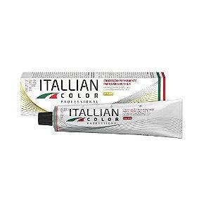 Coloração Itallian Color 8.11 - Louro Claro Cinza Intenso 60g