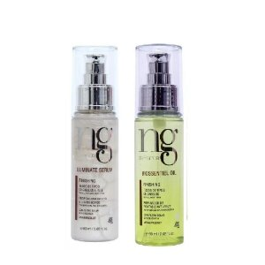 Kit Biossentiel Oil e Iluminate Serum Ng de France 60ml