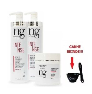 NG De France Kit Tratamento Intense - Vegan product