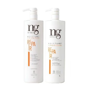 Ng De France Condicionador 1000ml + Shampoo Repair 1000ml