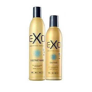 Kit Shampoo e Condicionador Exo Hair Manutenção Progressiva
