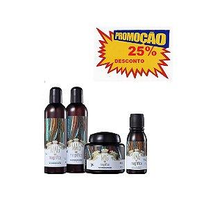 Mag Magnífica -  Kit Mag Home Care Reparação 2 - 4 Itens