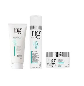 NG France Light kit shampoo 300ml +Cond.200ml +Mascara 250ml