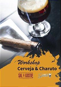 Workshop - Cerveja & Charuto às Cegas