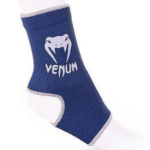 Tornozeleira Muay Thai Kickboxing - Azul - Venum