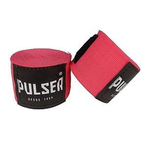 Par Bandagem Atadura Elástica 3 Metros - Pulser