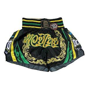 Short Muay Thai Champions - Brasil - Ockto Fight