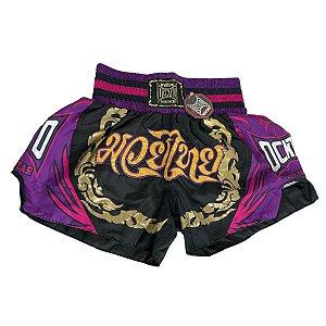 Short Muay Thai Champions - Roxo - Ockto Fight