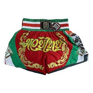 Short Muay Thai Champions Caveira Mexicana Ockto Fight