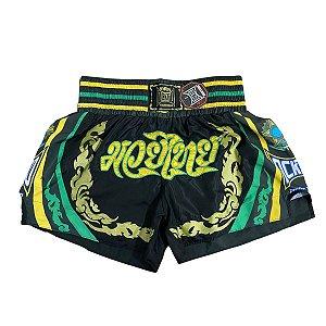 Short Muay Thai Champions Brasil Ockto Fight