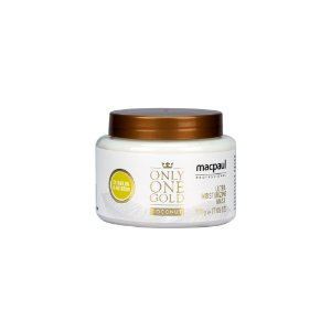 MÁSCARA ONLY ONE GOLD COCONUT MASK 200G