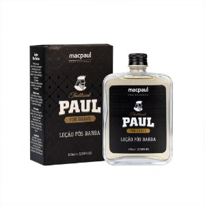 Loção Pós Barba Traditional Paul 100ml