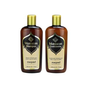 KIT SHAMPOO MARROCAN 240ML + CONDICIONADOR MARROCAN 240ML
