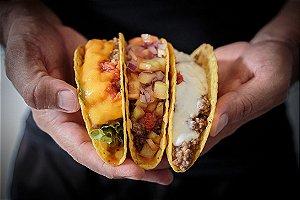 Tacos duplos Seu Madruga