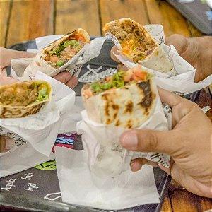 Combo Burrito Dulpo mais 1 Litro de Refri