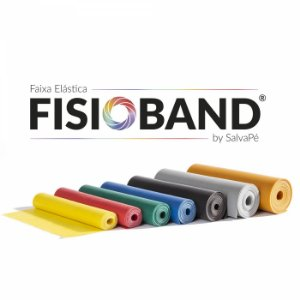 Fisioband - Faixa Elástica